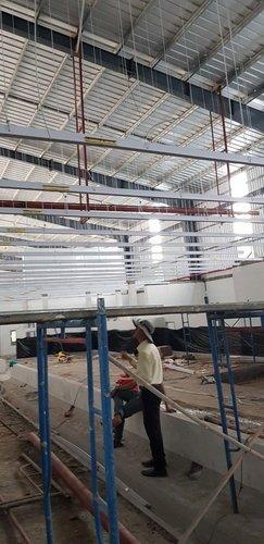 cung cấp vách nhựa công nghiệp nhà máy thủy sản