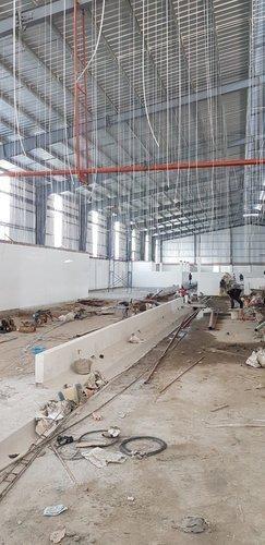 lắp tấm nhựa công nghiệp nhà máy thủy sản ở TPHCM